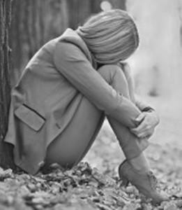 Femme triste 6
